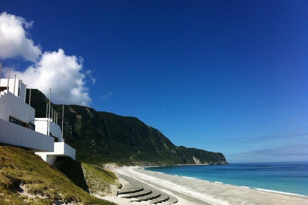 【新島】1万坪を超える広大な敷地でリゾートサバゲー!&ドローン飛行! の写真