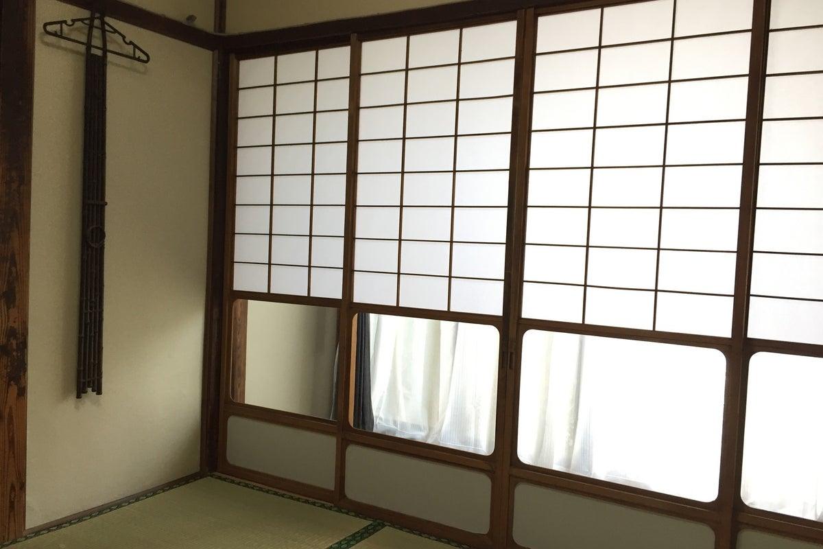 1日1組限定。富山市中心部のゲスト専用駐車場付き一棟貸切!最大11名までご利用可能です♪ の写真