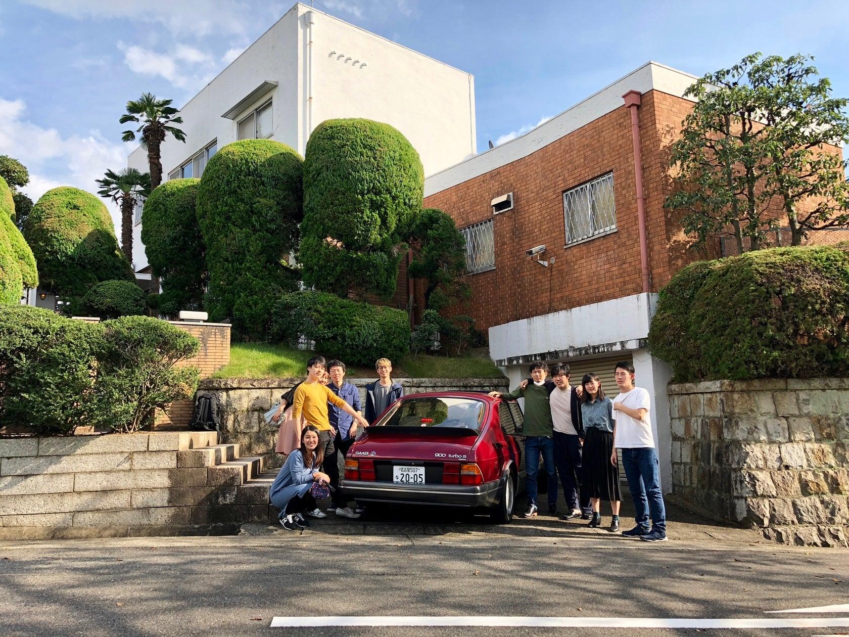 高級住宅街の昭和レトロな御屋敷で撮影会・パーティ・花見🌸 の写真