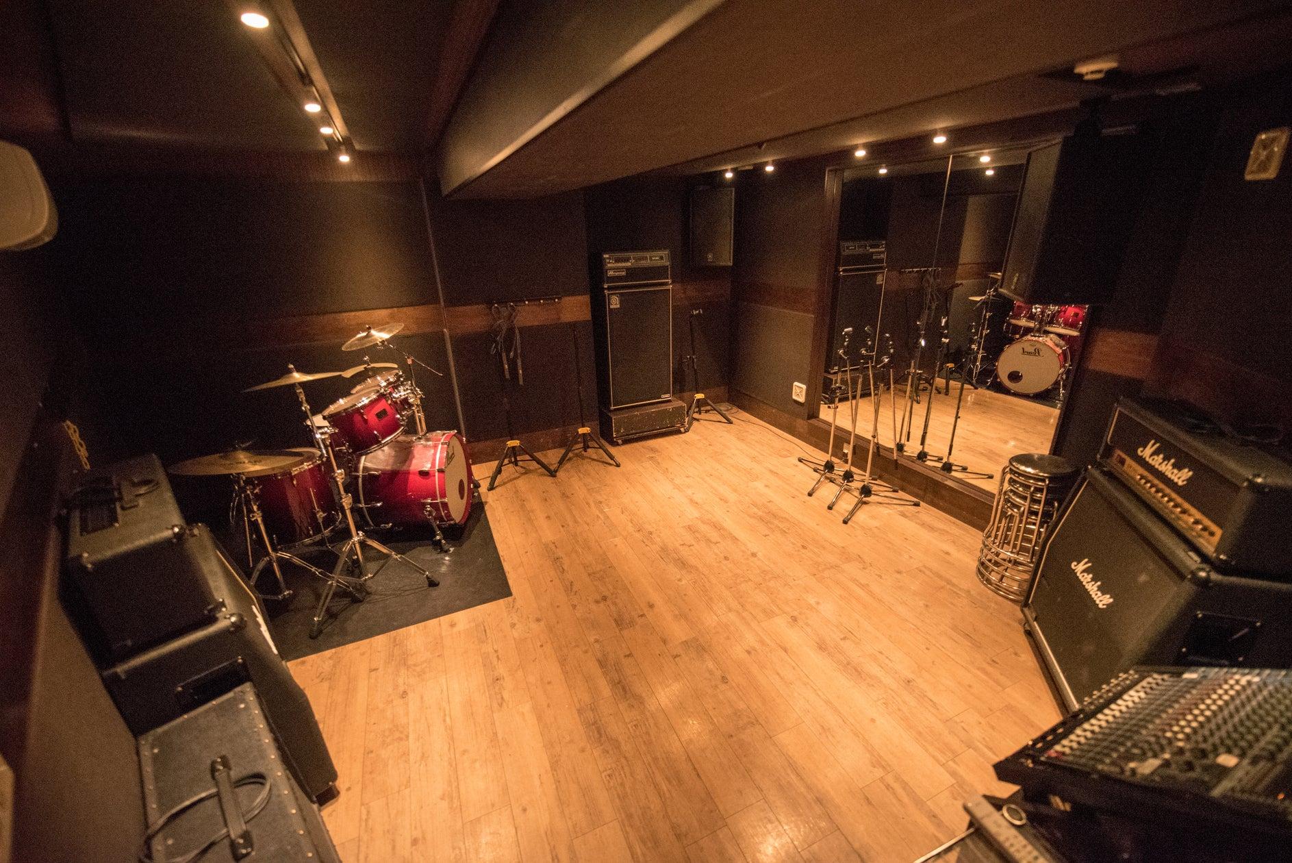 24時間営業・年中無休の音楽スタジオ!(sound studio PACKS 南浦和店 K4スタジオ) の写真0