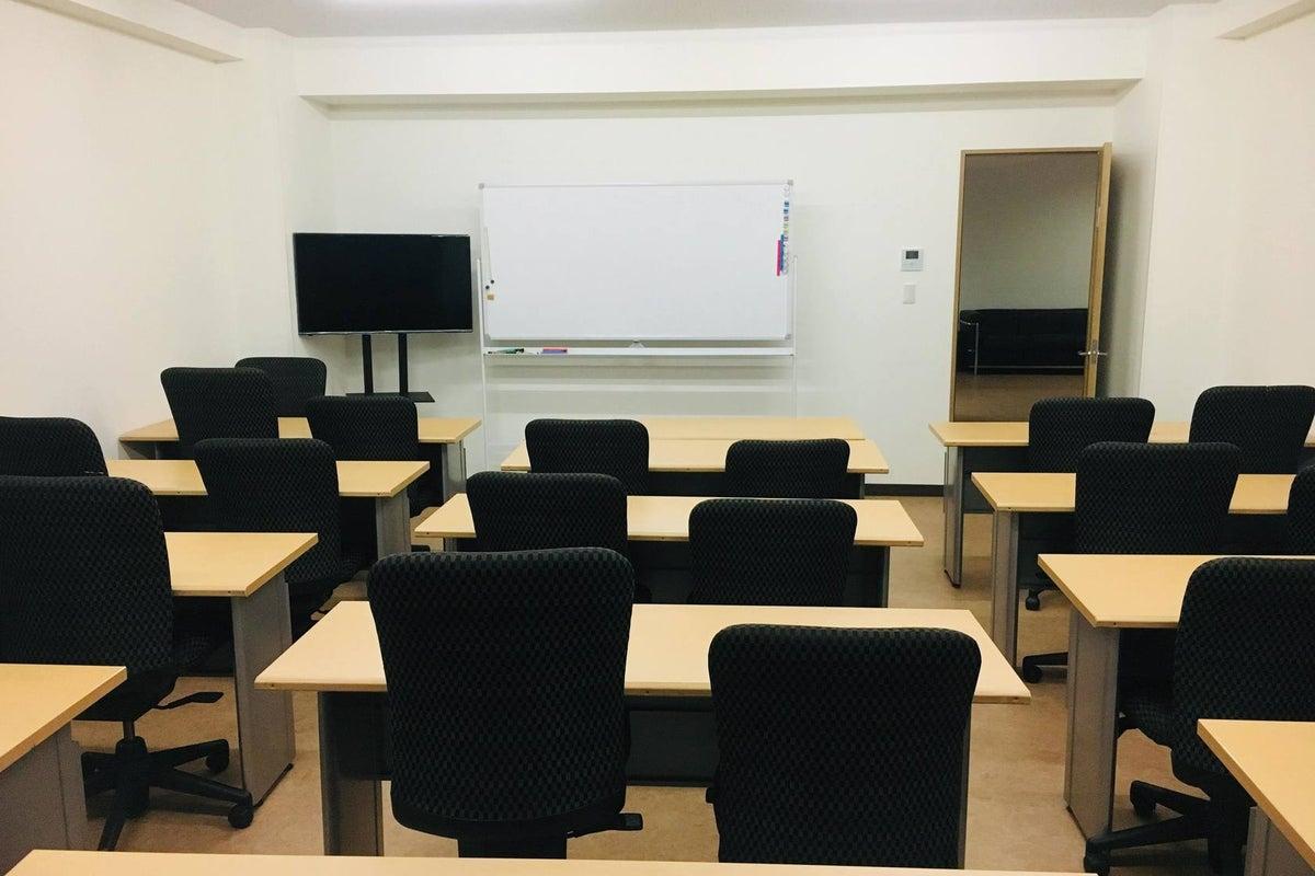 【馬橋駅徒歩1分】最大30名利用可の会議室もあります。全部屋Wi-Fiが無料! (4部屋あります) の写真