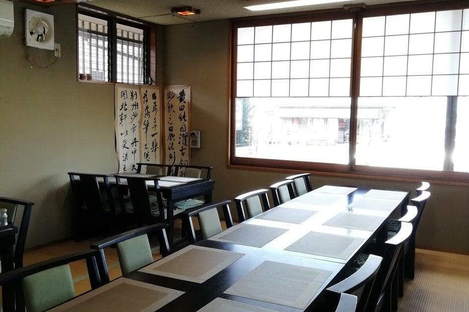 25畳大広間にて大宴会歓迎!各種セミナー、会議何でも対応できます!一階の寿司屋から提供も可能! の写真