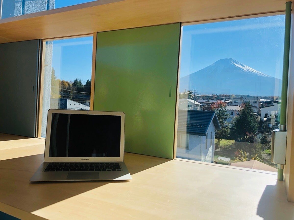 【富士山駅から徒歩5分】富士山の麓にあるコワーキングスペース anyplace.work 富士吉田 の写真