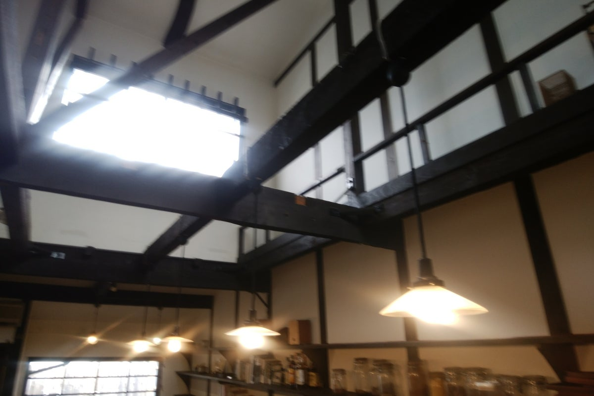 築80年の長屋をリノベーションしたカフェ。撮影などに。 の写真