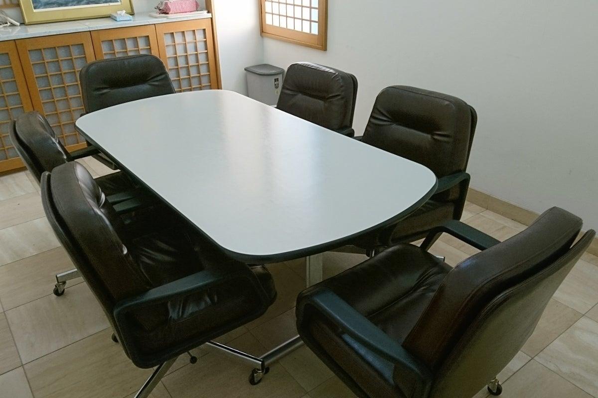 朝霞市役所横 完全個室の会議室 の写真