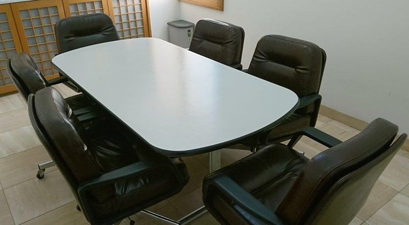朝霞市役所横 完全個室の会議室