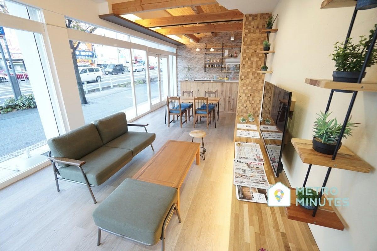 <リヒト会議室>8名収容⭐新瑞橋駅からすぐ♪少人数の会議や勉強会、ワークショップに!! の写真