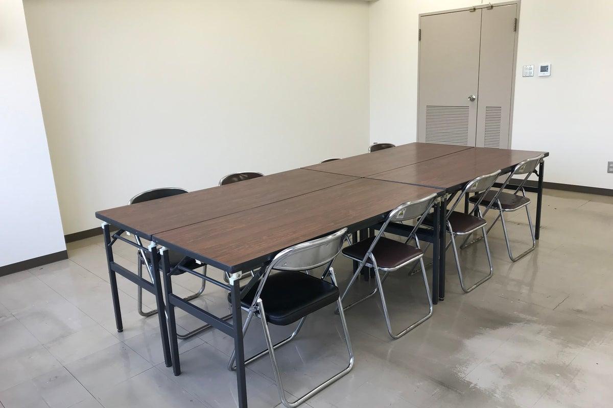 【静岡駅北口8分】3階小会議室/完全個室【静岡県庁近く】 の写真