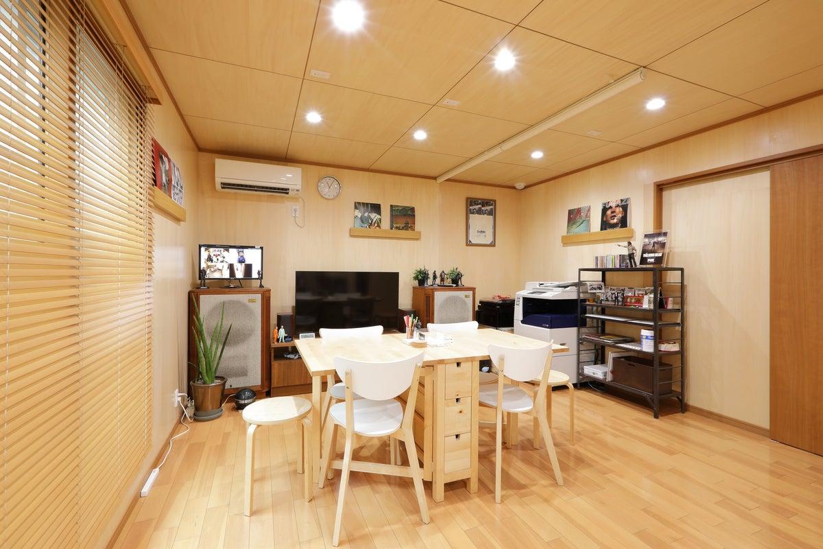 池尻大橋/中目黒駅からアクセス! 教室、会議室、ゲーム、パーティーなどに! の写真