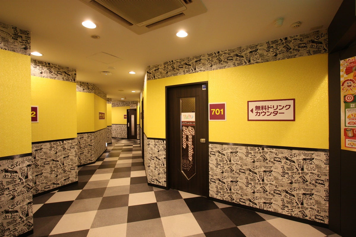 【名古屋駅から徒歩5分】無料Wi-Fi完備・無料ドリンクバー使い放題(ジャンカラ名駅東口店) の写真