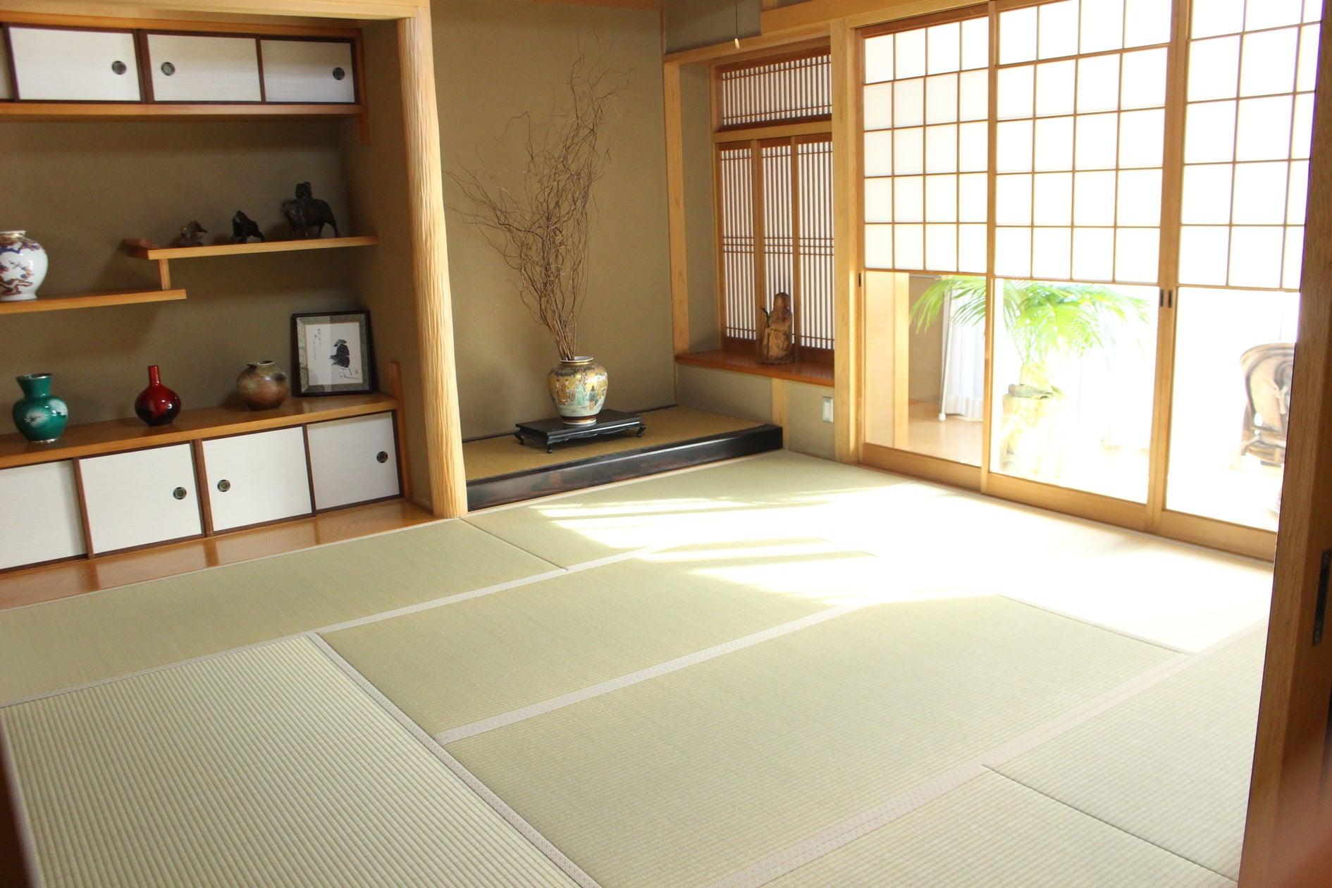 【大阪 堺】2世帯住宅の1階リビングルーム(完全独立)✳︎和室のみのプランも有り! の写真