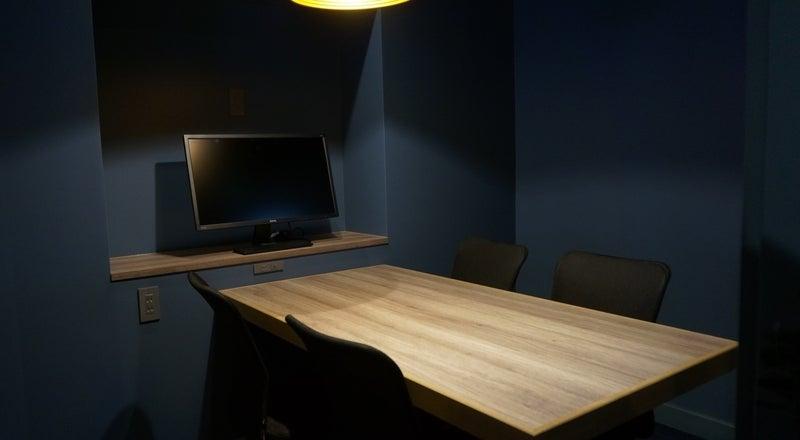 最大4名入室!電源/Wi-Fi/ドリンクバーあり/モニター無料貸出/完全個室(RoomA)