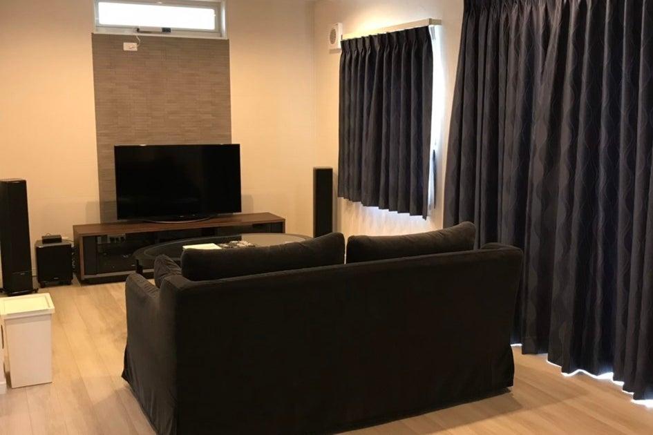 ホームシアター完備!大音量で映画視聴できる新築戸建て!! の写真