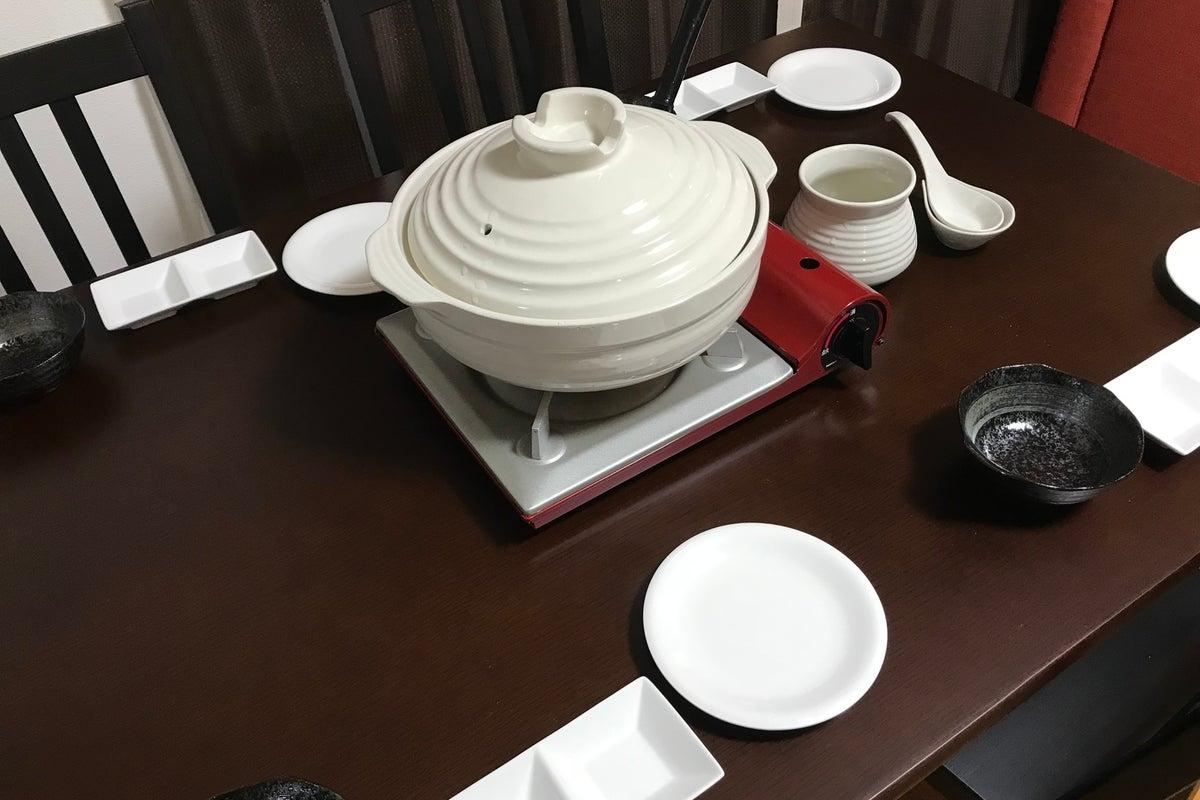 【錦糸町10分】夏のイベントに!ママ会、歓送迎会、BBQ二次会に17帖の広いリビングで!キッチン完備 の写真