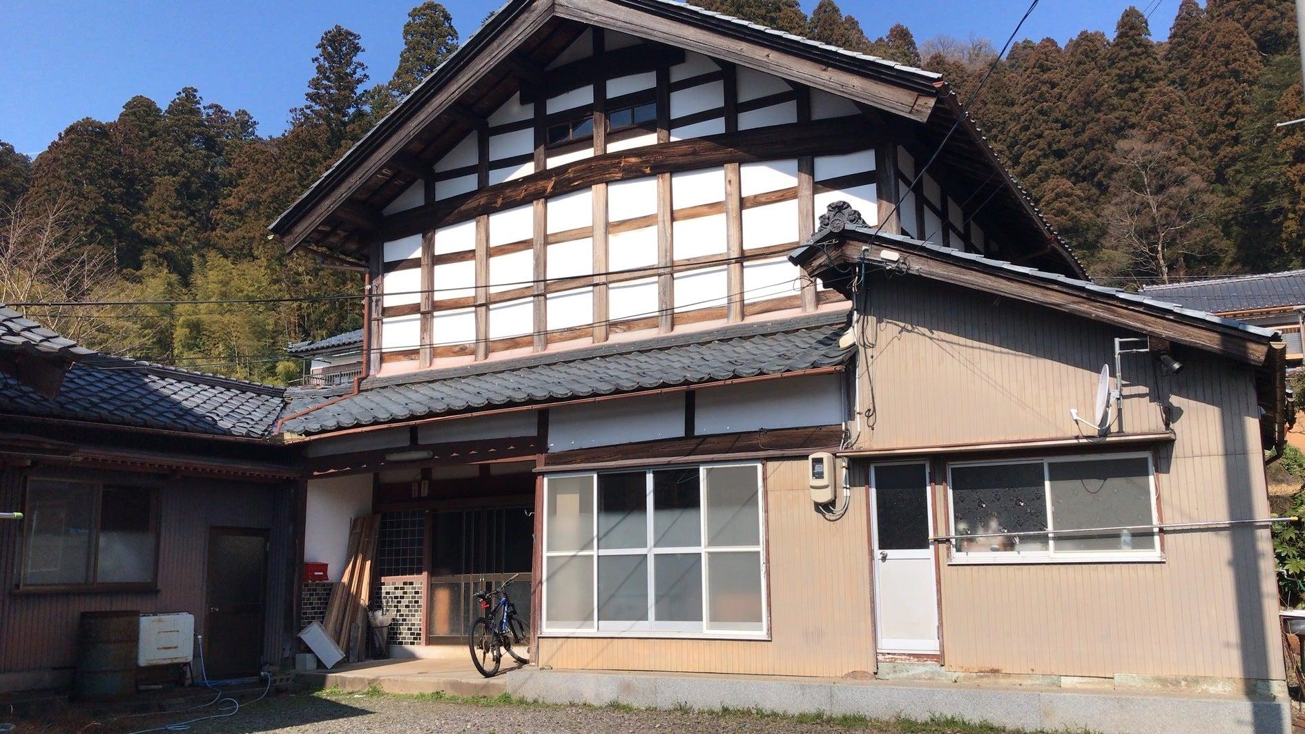 古き良き日本の古民家!近くには神社があり、自然豊かで静かな環境です。企業研修や合宿にご利用ください!(日本の古き良き古民家!近くに神社があり、自然豊かで静かな環境です!) の写真0