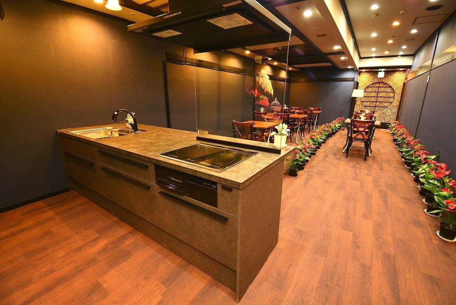 【名駅徒歩5分】料理スペースを探してるならココ!!誰もが憧れる最新キッチンを完備! ドリンクバー/プロジェクター/wi-fi