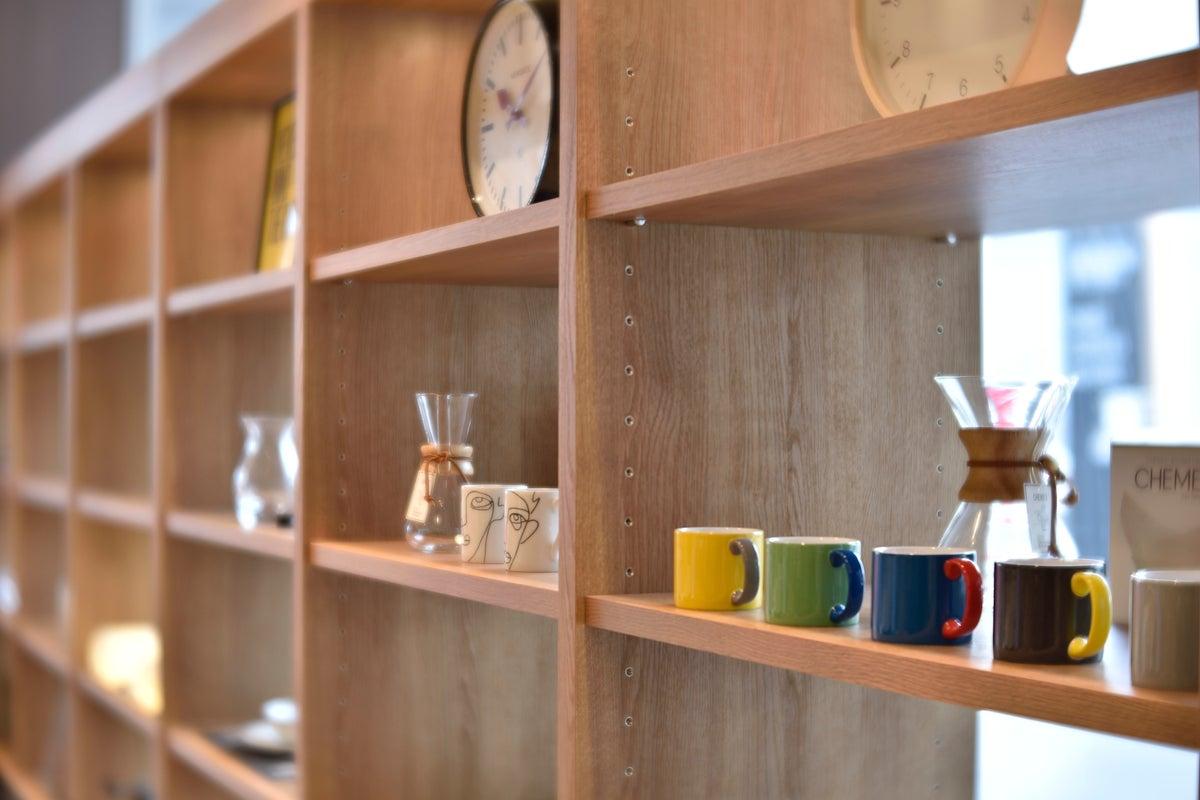 カフェ併設のおしゃれで綺麗なフリースペース!ワークショップやママ会などにおすすめ の写真