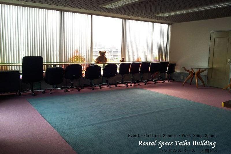 見晴らしのいいスペース☆ピアノ練習·お教室·ワークショップ·会議利用などに!子供のおもちゃも完備♪ の写真
