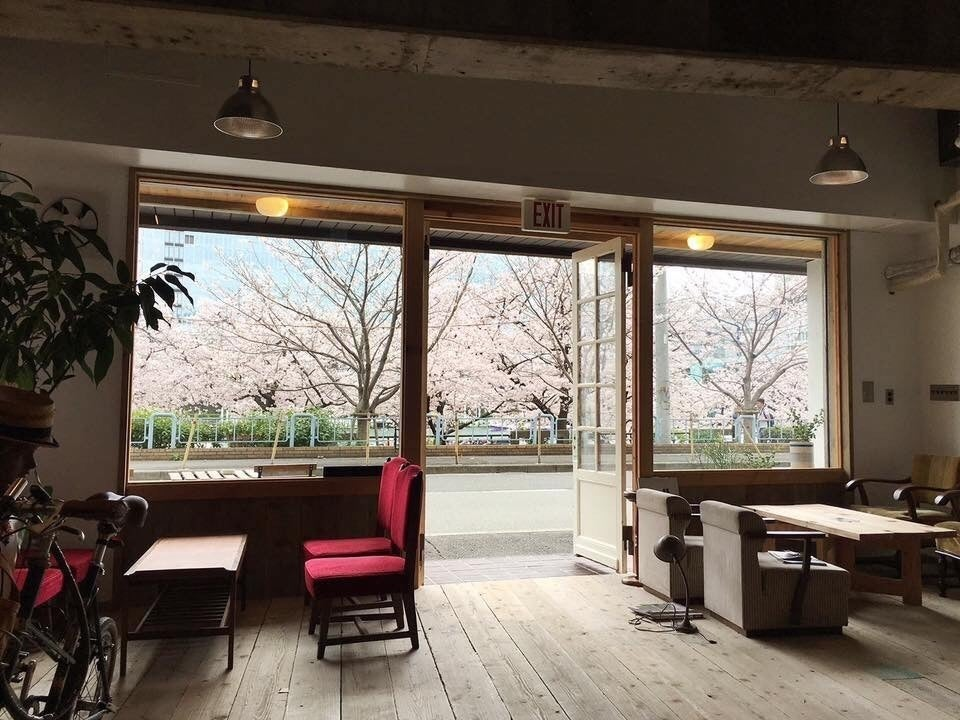 【大阪•天満橋 徒歩5分】川沿いに面した1階のスペース!ロケーション抜群!撮影やイベント利用などに!