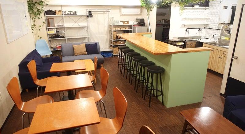 池袋から3分JR板橋駅 徒歩2分!駅近キッチン付きレンタルスペースSponge(スポンジ)♫