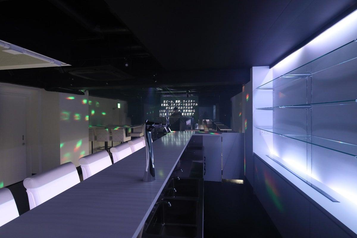 五反田駅2分 貸切CLUB&DJイベント LIVE生演奏OK 大型LEDビジョン&最新のDJ機器完備 の写真