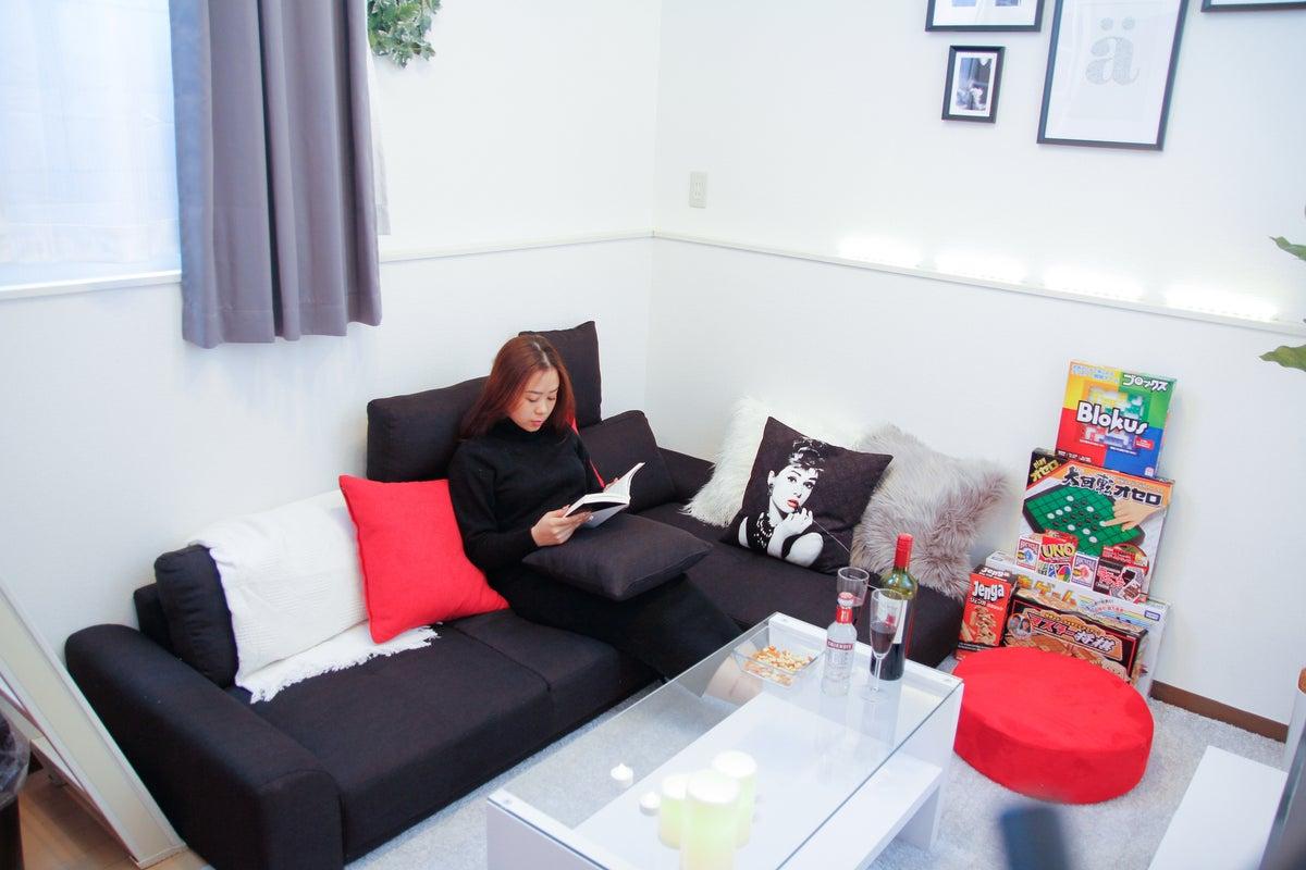 [Alo BnB 4] 新大久保駅から4分 ! 新宿近くのお部屋!・無料Wi-Fi付き の写真