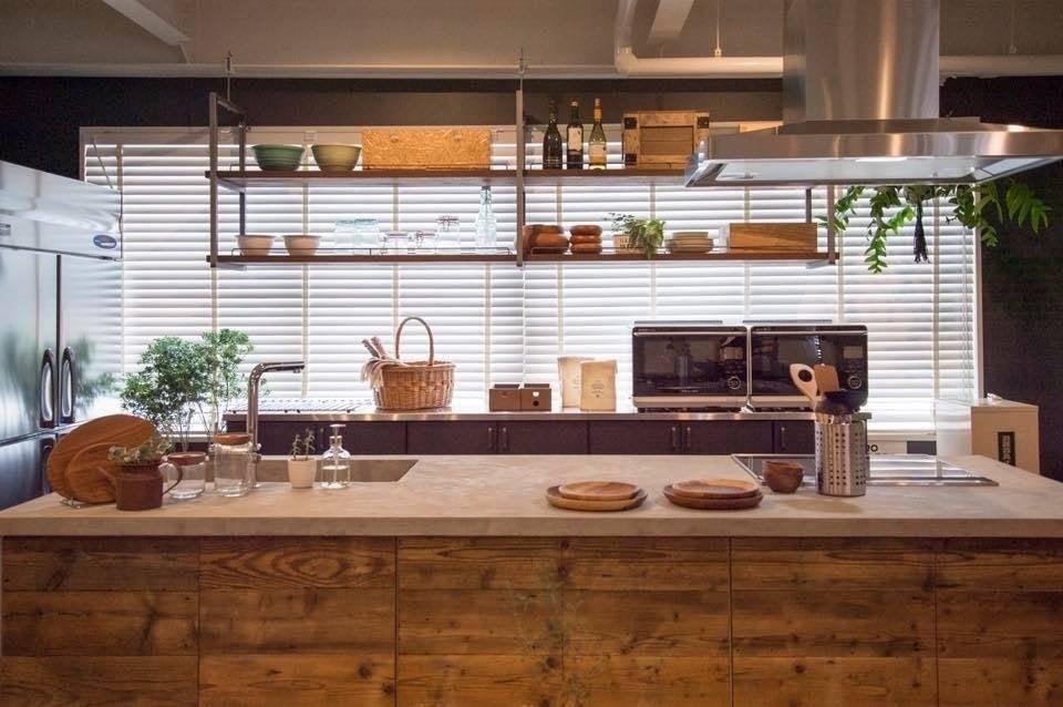 【THE STUDIO iwakura】キッチン付きレンタルスペース!料理教室・女子会・エクササイズ・会議・撮影などにオススメ!(【THE STUDIO iwakura】キッチン付きレンタルスペース) の写真0