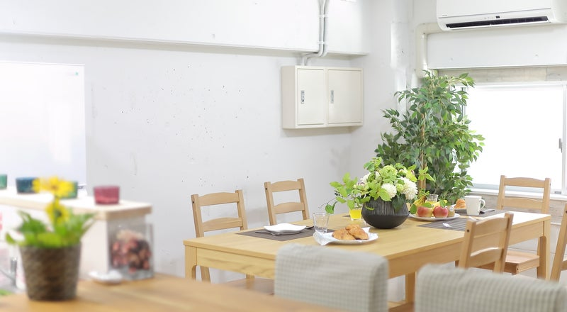 ①ステキなキッチン付きスペース!wifi無料♪【元町駅徒歩8分、花隈駅2分!】パーティー/お料理教室/写真撮影
