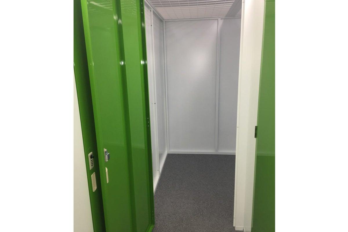 キーピット東久留米 243 【1時間、1日単位で屋内型トランクルームをレンタル】 の写真