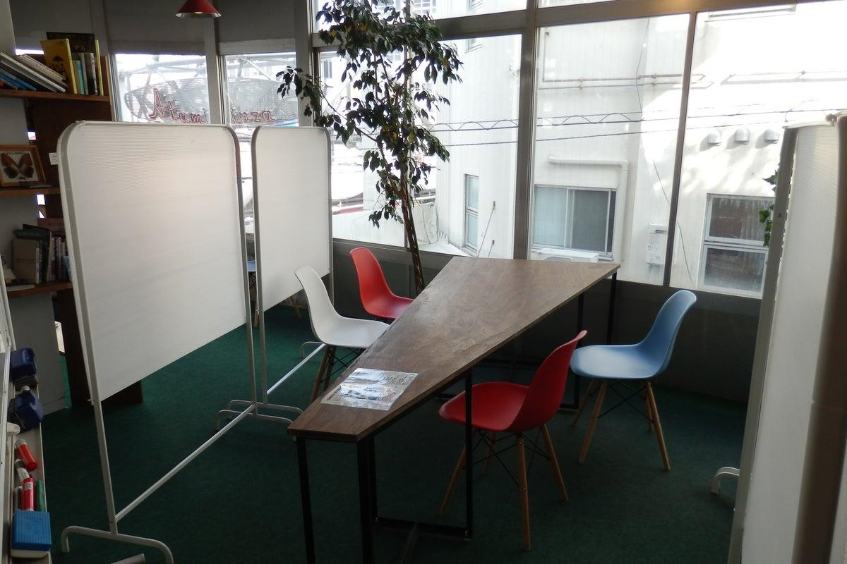 【熱海】電源、wi-fiが無料で使える2~2人用ミーティングスペース(A) の写真