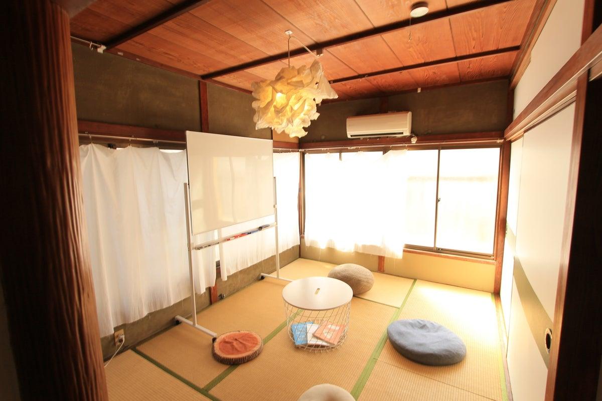 #コミンカGoburin【要町/池袋】24h 戸建て 一軒家 キッチン タコパ ママ会 個室 会議室 女子会 撮影 の写真