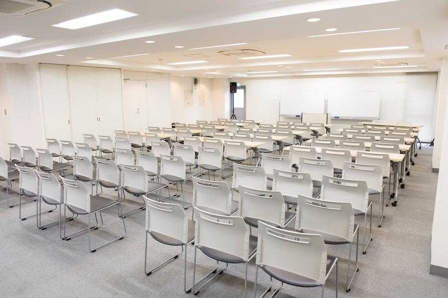 【田町駅徒歩2分】田町駅からすぐ!駅チカの貸し会議室です☆無料Wi-Fiも完備 の写真