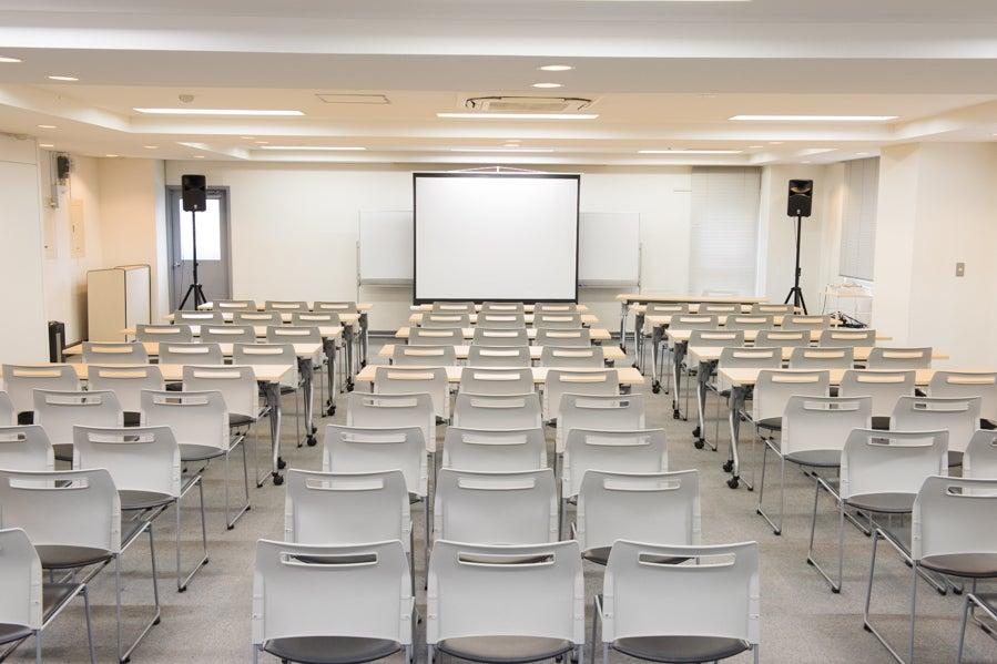 【田町駅徒歩2分】田町駅からすぐ!駅チカの会議室です☆無料wi-fiも完備 の写真
