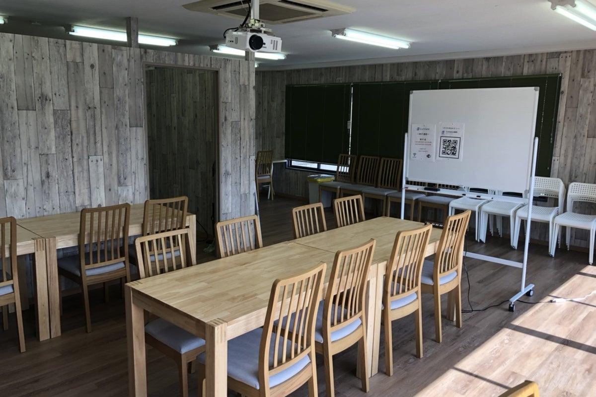 博多駅博多口から徒歩5分!30名収容!Wi-Fi/プロジェクター無料 の写真