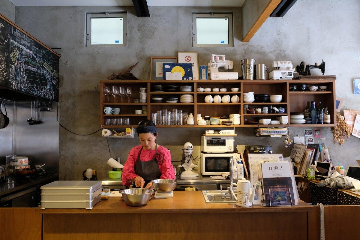 【池袋・椎名町】菓子製造/飲食店営業許可付きシェアキッチン「お菓子工房」 の写真