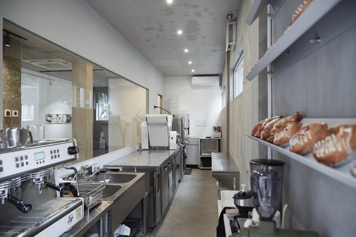 4/20 OPEN 『plat(プラット)』 三軒茶屋/菓子製造許可付き!おしゃれな業務用キッチン の写真