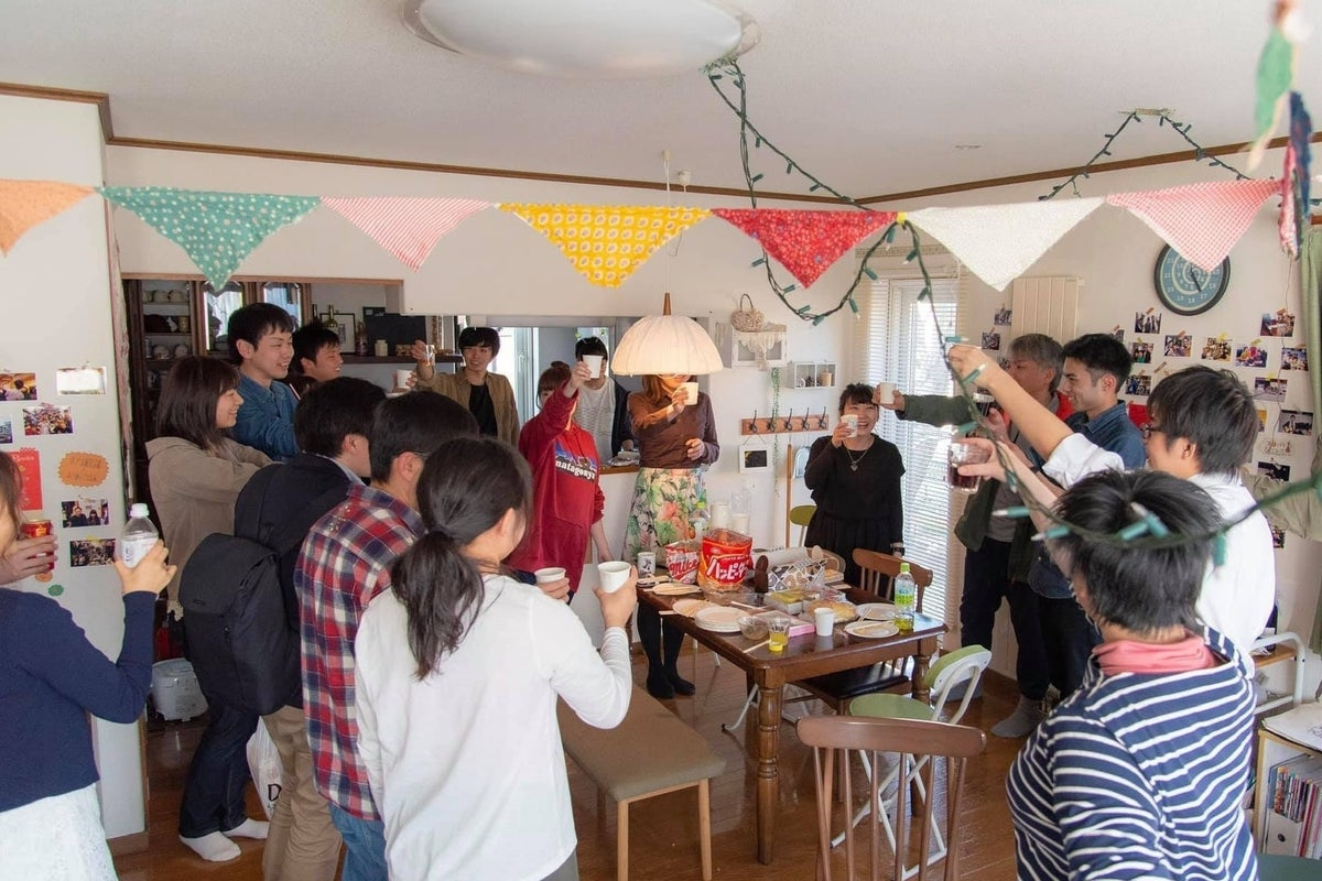 『memori貸別荘』でパーティー、撮影等♪キッチン+リビングダイニング+和室を使用できます♪ の写真
