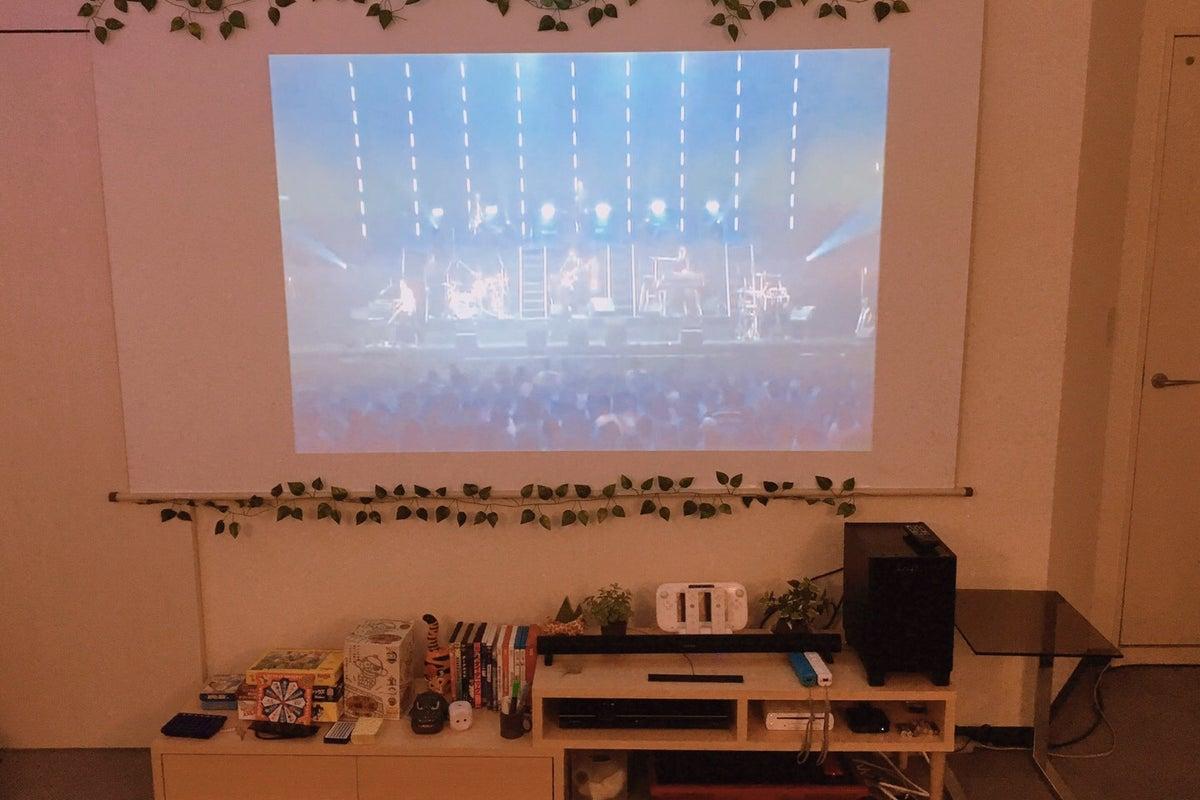 高井戸駅1分❗️直前割引50%OFF⏰オフ会/女子会/大型スクリーンで映画鑑賞・誕生日会利用など♥️ の写真