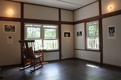 【北軽井沢】大正9年に建てられた洋館。イベントやギャラリー利用に。 の写真