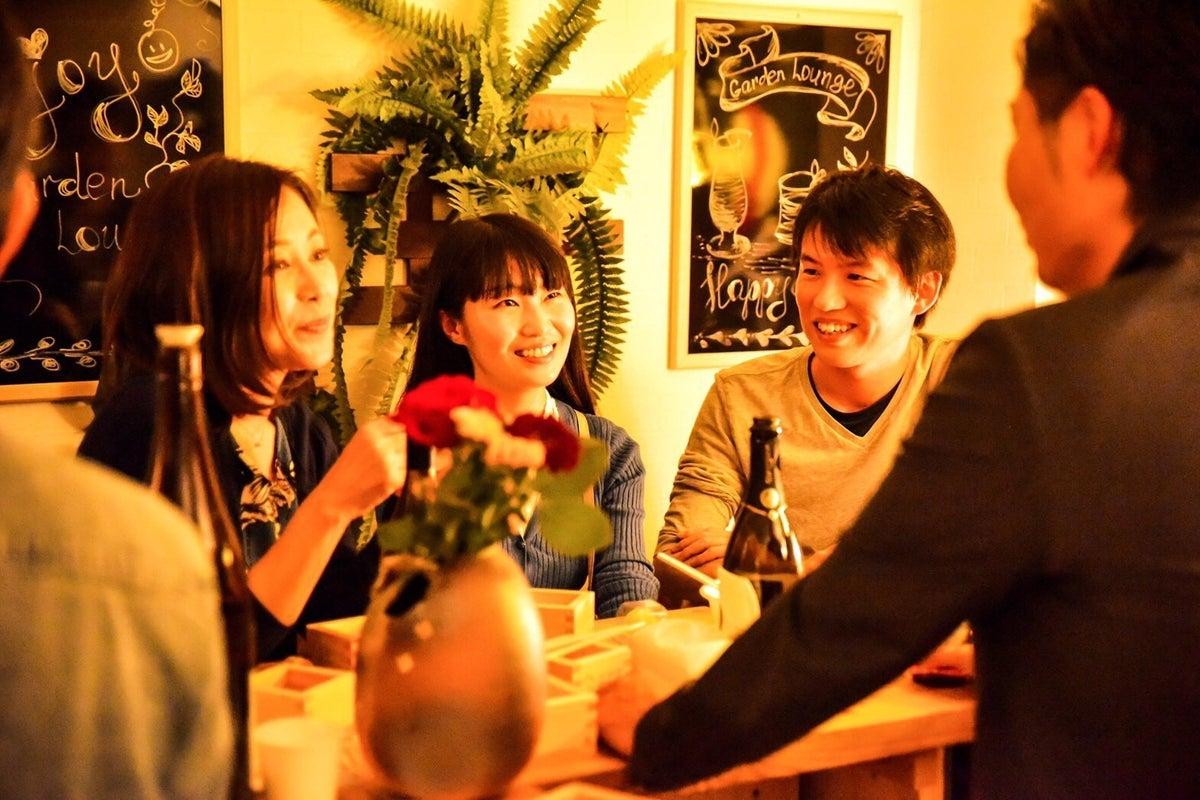 【GOGAKUDO HOUSE 一棟貸し(3Fー5F)ビーチバー、和の間、和ラウンジ 中目黒駅徒歩2分】 の写真