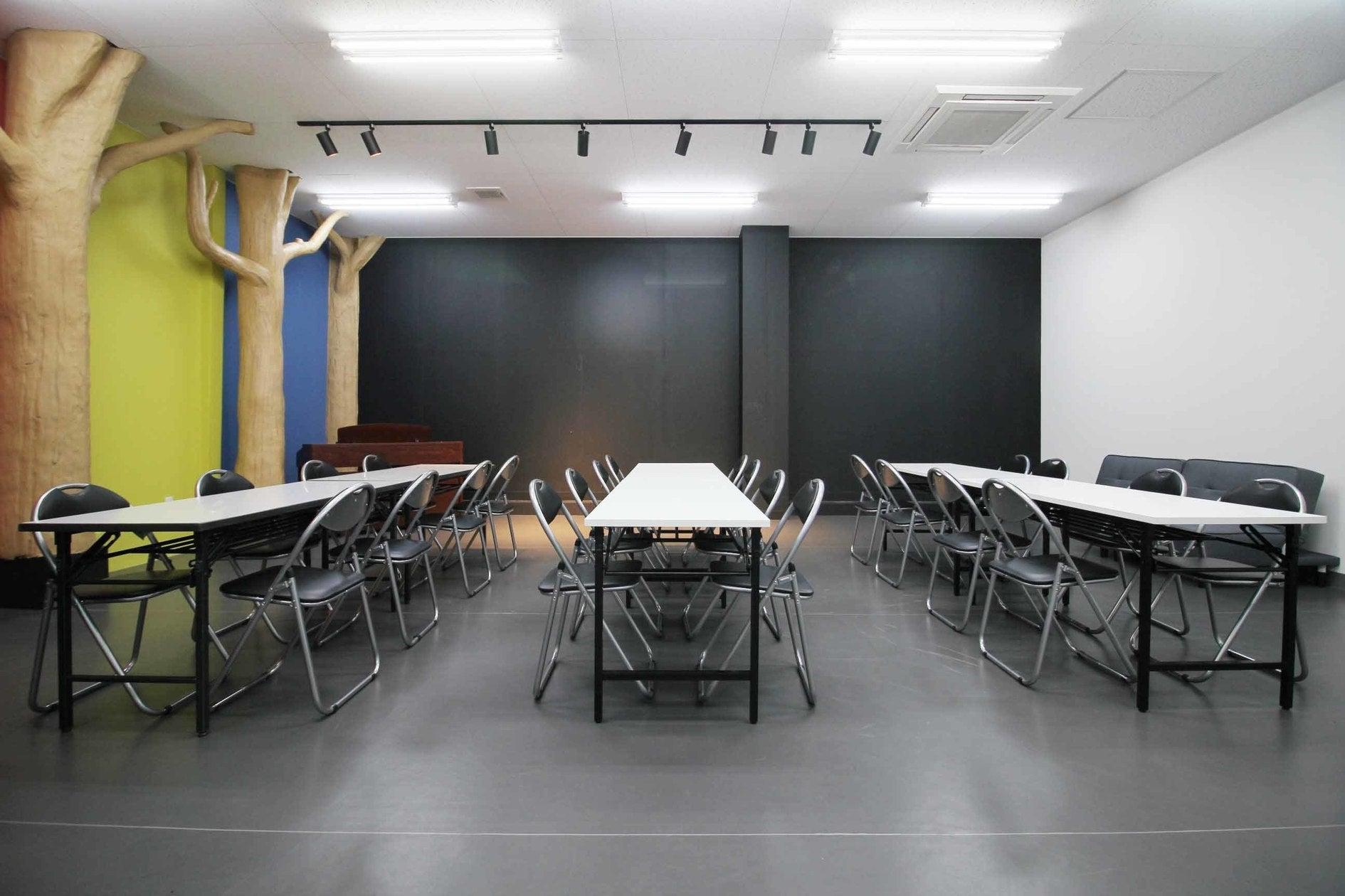 ⭐直前30%OFF⭐相鉄線「西横浜駅」から徒歩5分✨キレイ清潔な多目的スタジオ✨最大30名収容(西横浜imc studio) の写真0