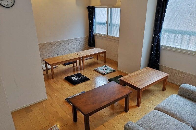 赤羽駅すぐ/池袋駅からJRで8分/プロジェクター/キッチン/料理パーティー/女子会/映画鑑賞 の写真