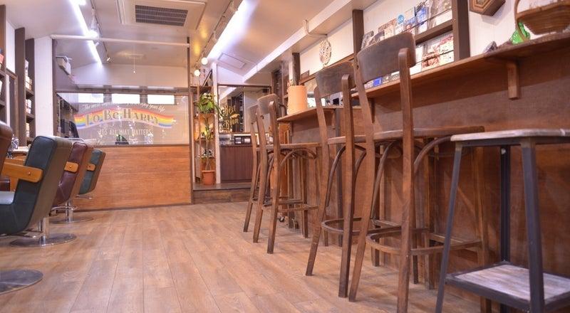 世界のクラフトビールが楽しめる美容室、cafe&barのような落ち着いた空間、面貸し、ロケ撮影、などにどうぞ
