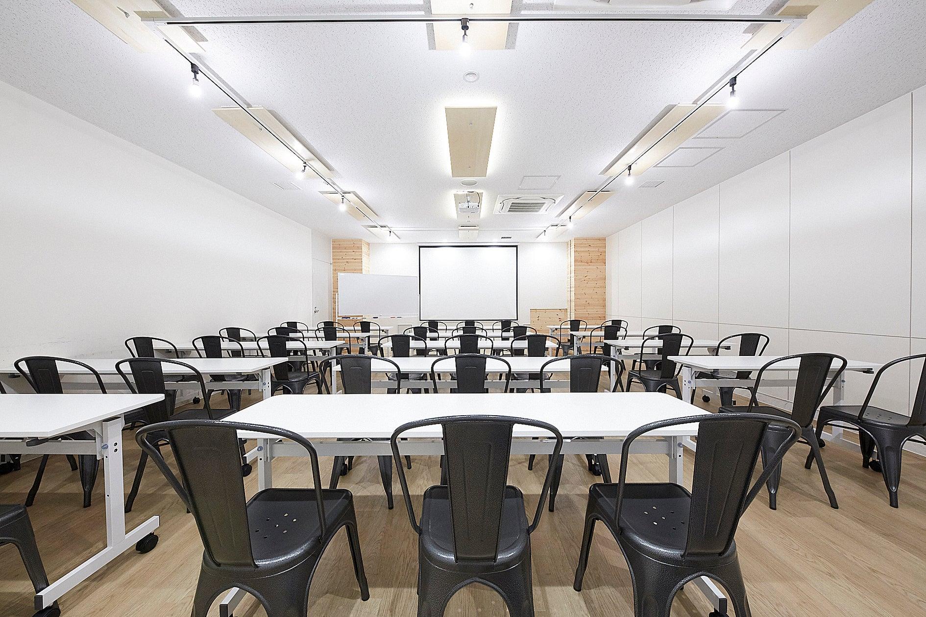 【品川駅4分】みんなの会議室 品川 Room B【プロジェクター・Wi-Fi等の備品は全て無料】 の写真
