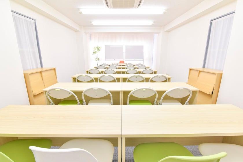 ⭐5日前から30%OFF⭐御茶ノ水駅から6分✨キレイ清潔✨最大36名!セミナー・会議スペース(御茶ノ水レンタルスペースOHANA(オハナ)) の写真0