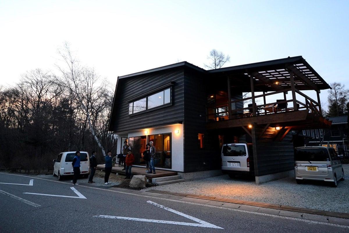 【軽井沢・佐久】軽井沢にあるオフサイトスペース!都会の喧騒を離れて、集中ワーク! の写真