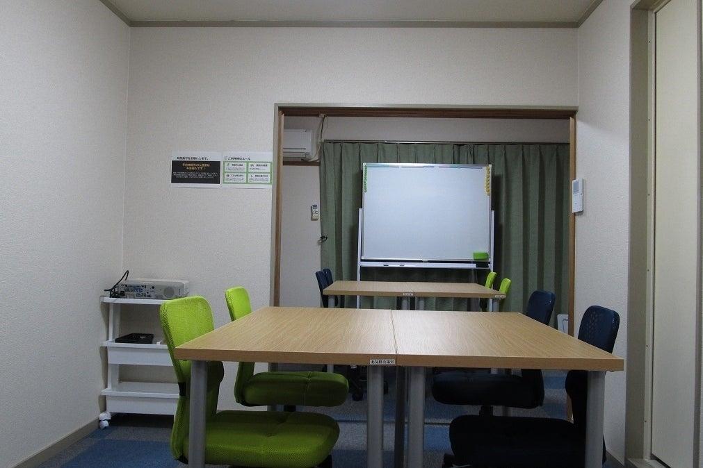 <お気軽会議室が熊本市に登場> 上通り・並木坂・藤崎宮前駅・通町筋電停からすぐのレンタルスペース の写真