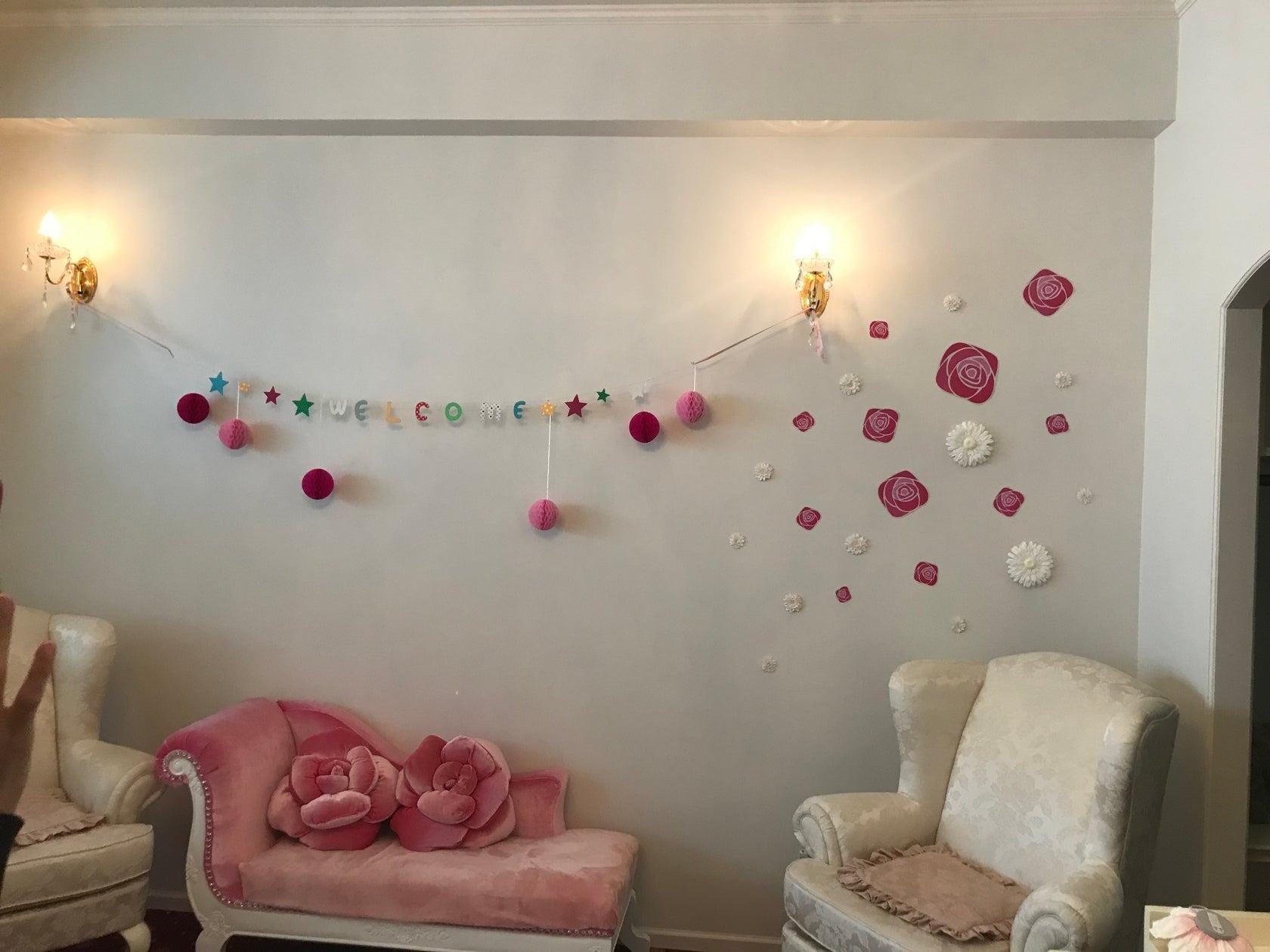 花🌸TVでも紹介されたお姫様気分を味わえるお部屋です。🌸キッチン付き 姫系女子に大人気!(花🌸🌸レンタルスペースShinytime🌸🌸 the flower room) の写真0