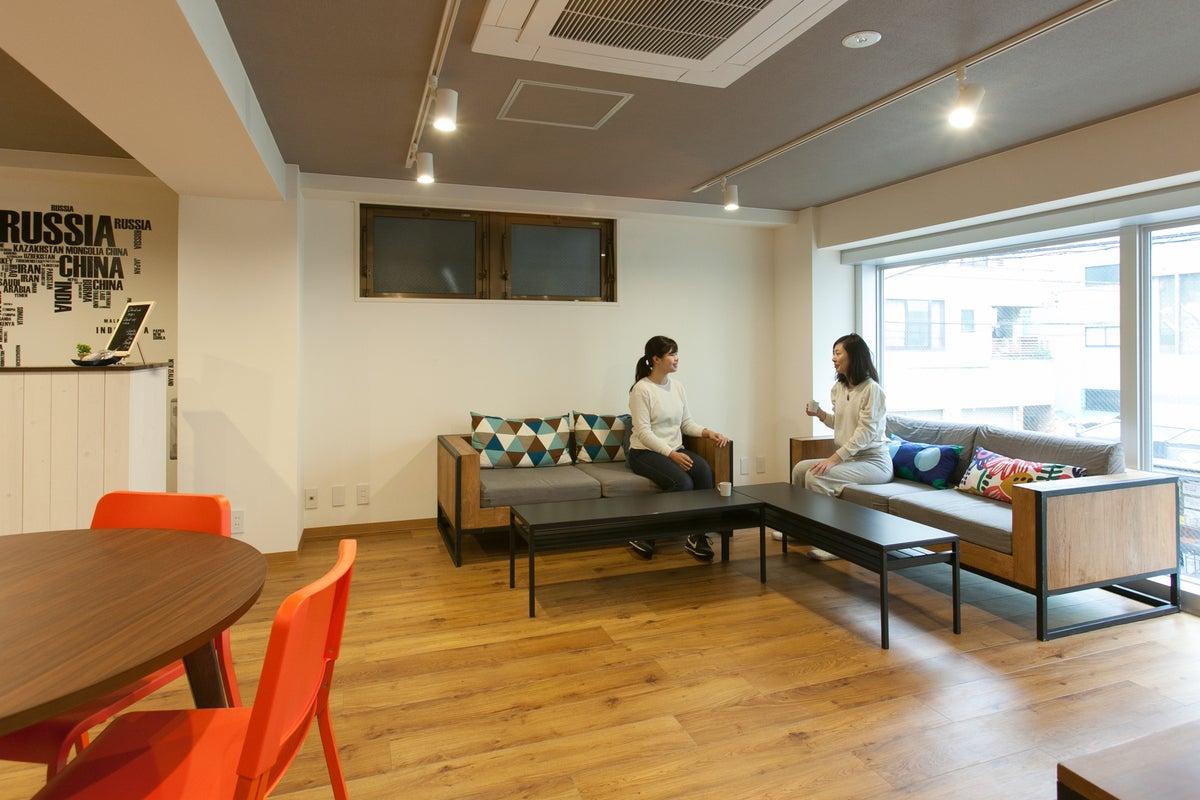 キッチン付きリノベーションスペース の写真