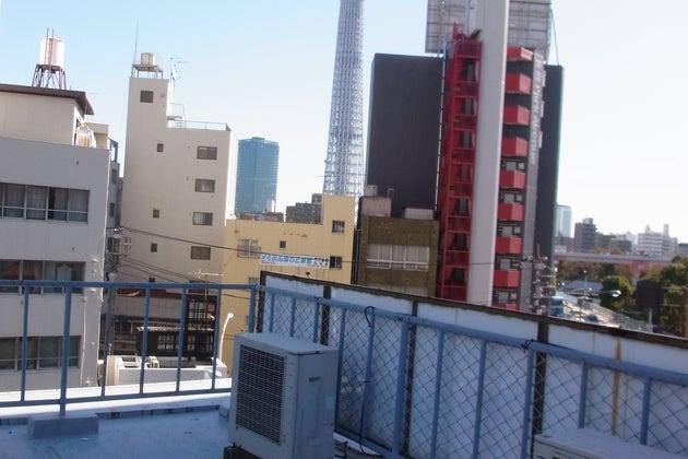 【浅草】ビル一棟利用/ビンテージビルを丸々一棟利用できます。 の写真